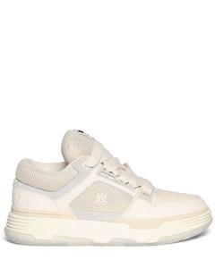 Intrecciato leather sandals