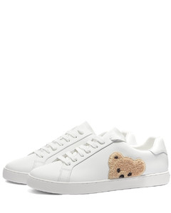 Interaction sneakers in mesh suede and nubuck
