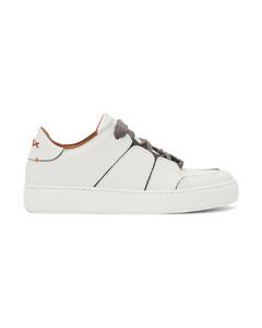 灰白色Tiziano运动鞋