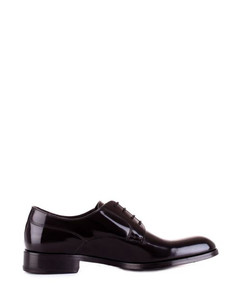 MATCH 1 LEATHER SNEAKERS