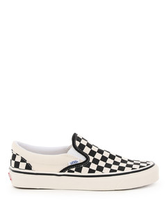 CLASSIC SLIP-ON CHECKERBOARD SNEAKERS