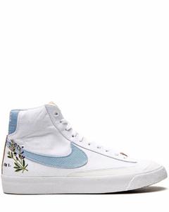 黑色2 Moncler 1952系列Seventy运动鞋
