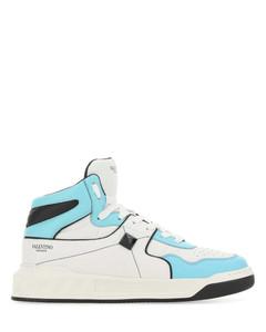 黑色Tractor凉鞋