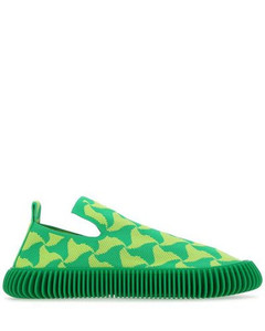 Front Leather Loafers