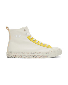 Anaheim Factory Sid DX Sneakers in Yellow