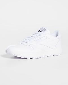 Project 0经典皮运动鞋