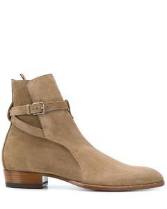 Wyatt 30 Jodhpur皮革及踝靴