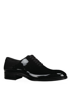 Patent Eve Oxford Brogues