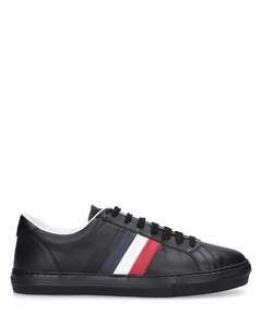 Low-Top Sneakers NEW MONACO calfskin
