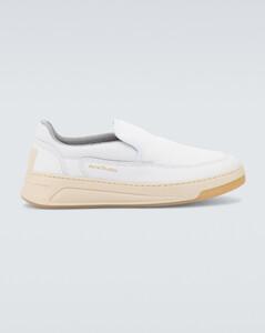 Mytheresa发售 — 皮革套穿式运动鞋
