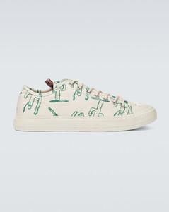 Ballow帆布印花运动鞋