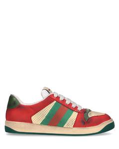Sneakers Red STREET