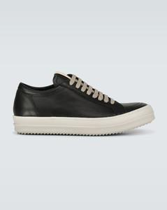 Low Sneaks皮革运动鞋