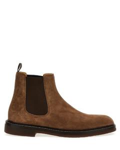 Desert Rock Originals ankle boots in suede