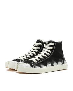 High-top Tabi sneakers