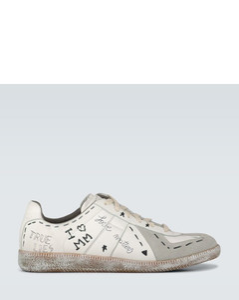 Mytheresa发售 —Vintage Graffiti运动鞋