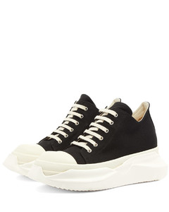 DRKSHDW Abstract Low Twill Sneaker
