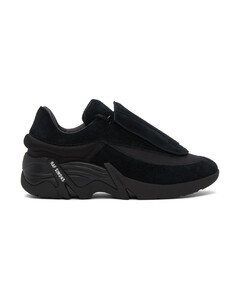 黑色Antei运动鞋