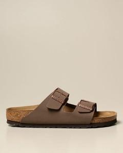 Arizona slipper sandal in nubuck