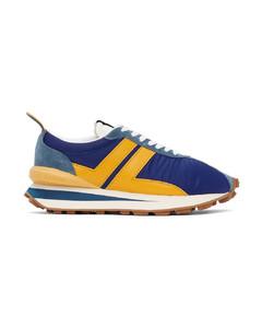 蓝色Bumpr运动鞋
