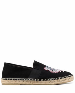 Shiku Run Leather and Suede-Trimmed Mesh Sneakers