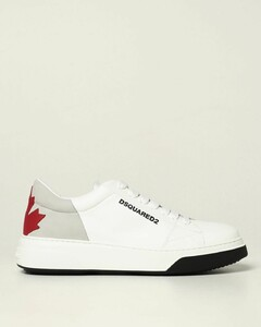 leather Bumper sneakers