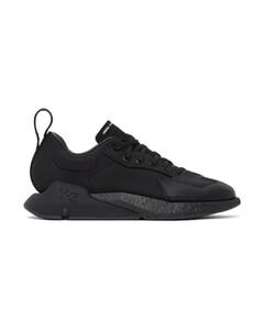 黑色Orisan运动鞋