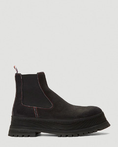 Jeffrey Boots in Black