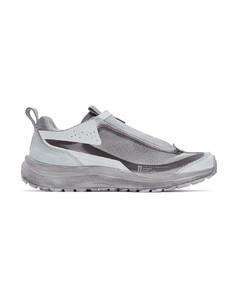 灰色Salomon联名Bamba 2运动鞋