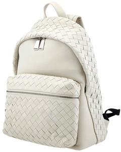 Intrecciato Weave Backpack