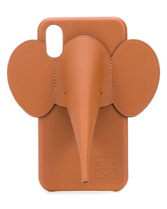 Classic Brown Elephat Iphone X And Xs Case