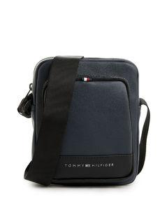 Sartorial Cross-Grain Leather Briefcase