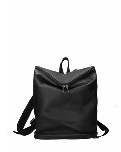 Logo-debossed leather phone pouch