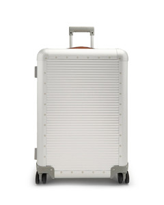 Spinner 68 stud-embellished suitcase