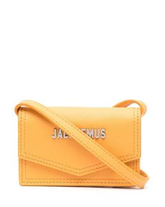 Leather Biker Belt Bag