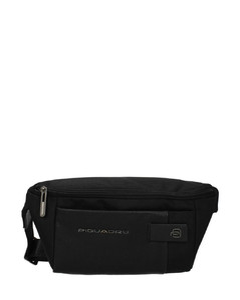 Chest Rig Bag in Black