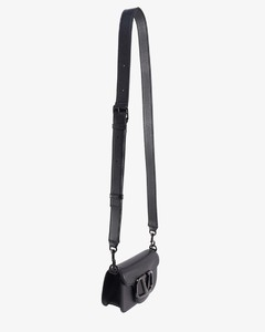 belt bag in FF canvas and leather