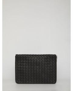 黑色Kampus Tiger腰包