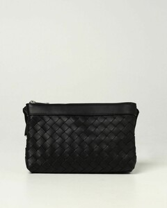 classic Hidrology bag in woven leather