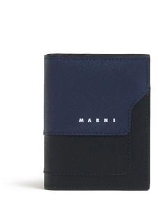 Closer suede briefcase