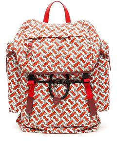 Backpacks Burberry for Men Vermillion