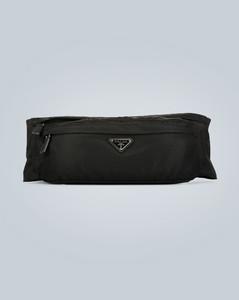 Logo detail belt bag