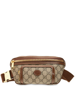 Gg Supreme Canvas Belt Bag
