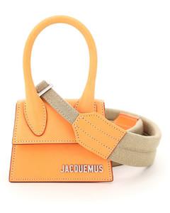 Crossbody Bags Jacquemus for Men Orange