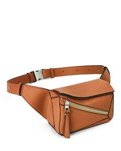 Intrecciato leather cross-body bag
