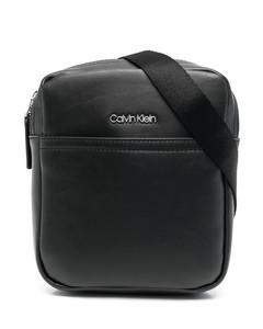Embossed Logo Duffle Bag