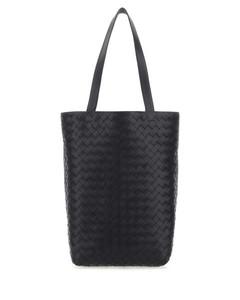 Logo-print nylon backpack