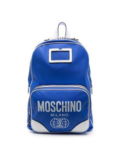 Zip-Around Wallet in Black