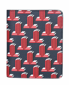 Backpack in Re-Nylon and leather