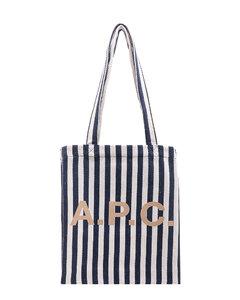 Le Porte Azur Leather Crossbody Bag